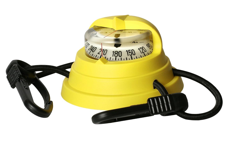 Suunto Kompass ORCA - PIONEER Y/W SH, gelb, One Größe, SS015904000