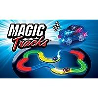 MAGIC TRACKS - Circuit Lumineux - 3,35 mètres, modulable Brillant dans Le Noir - Vu à la Télé