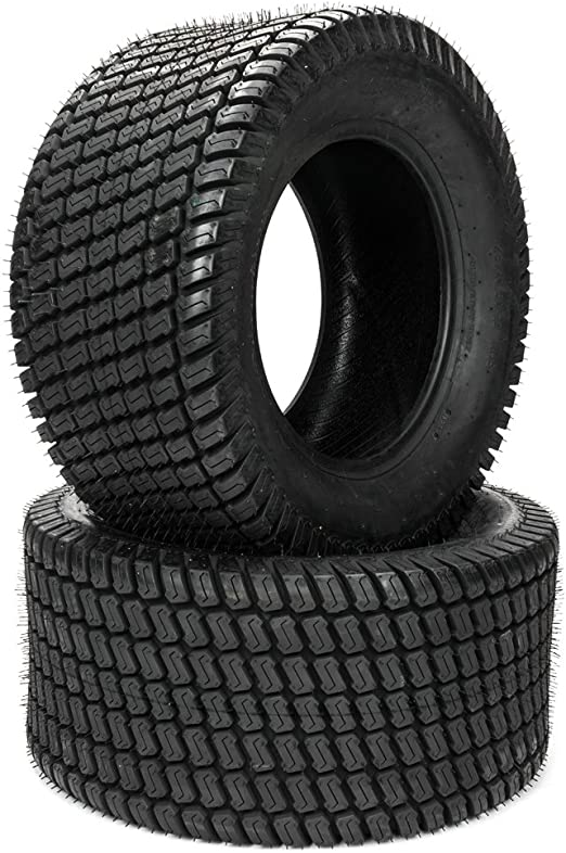 MILLION PARTS 2-Pack 26x12-12 26x12x12 Lug Tractor Tires P310 4 PLY