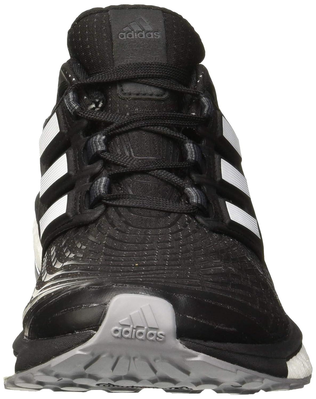 e04288d99 Tênis Adidas Energy Boost M -Masculino - Preto Branco  Amazon.com.br   Amazon Moda