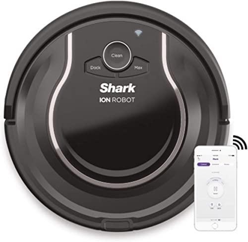 ION is the robot vacuum lineup of Shark