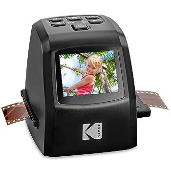 Kodak SCANZA Mini Scanner for Negatives and Slides