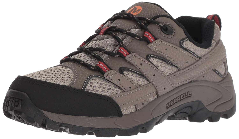 Merrell Kids' Moab 2 Low Lace Hiking Shoe, MK261205