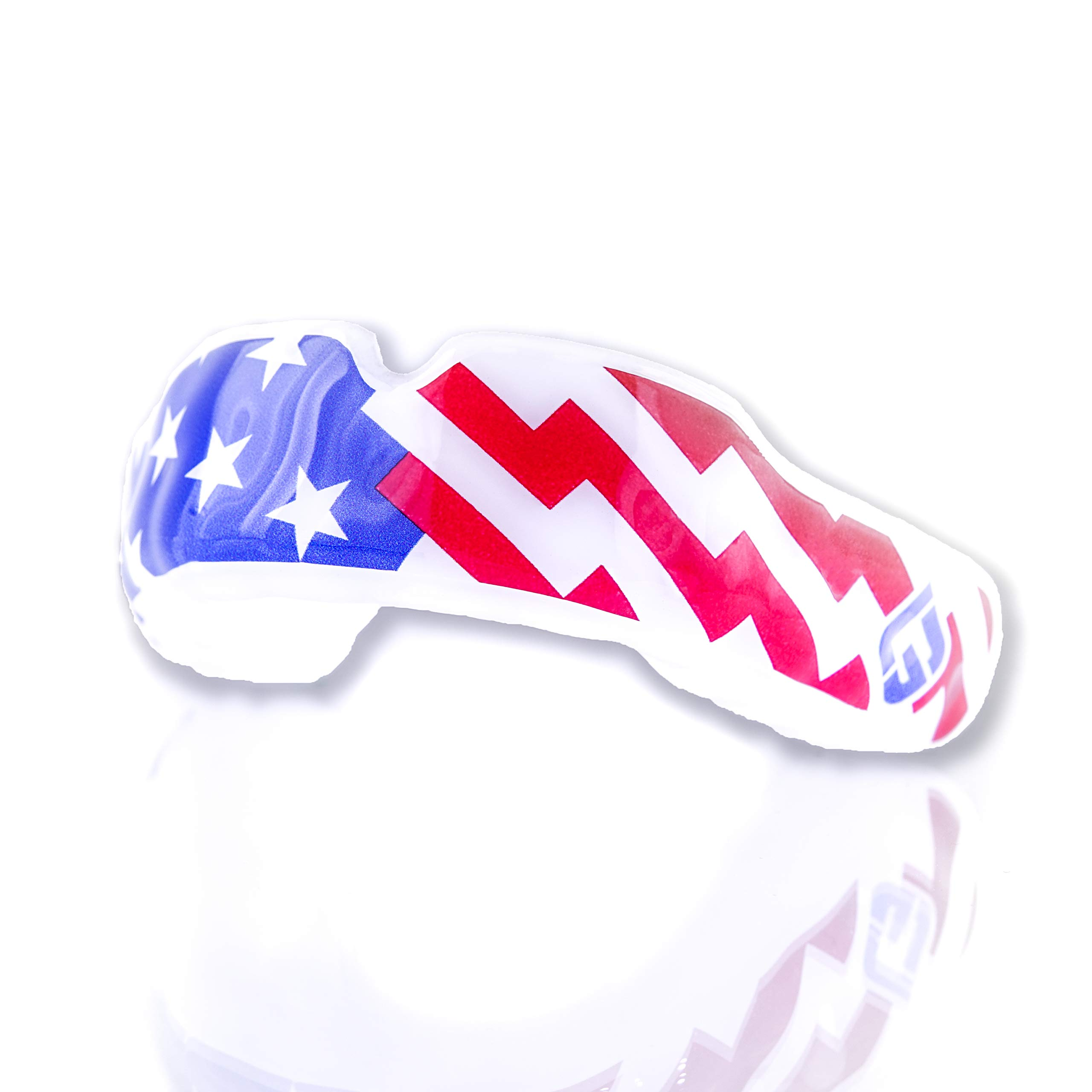 GuardLab APEX Semi-Custom Mouthguard by 3D Protection | Athletic Safety | High-Tech & Customizable