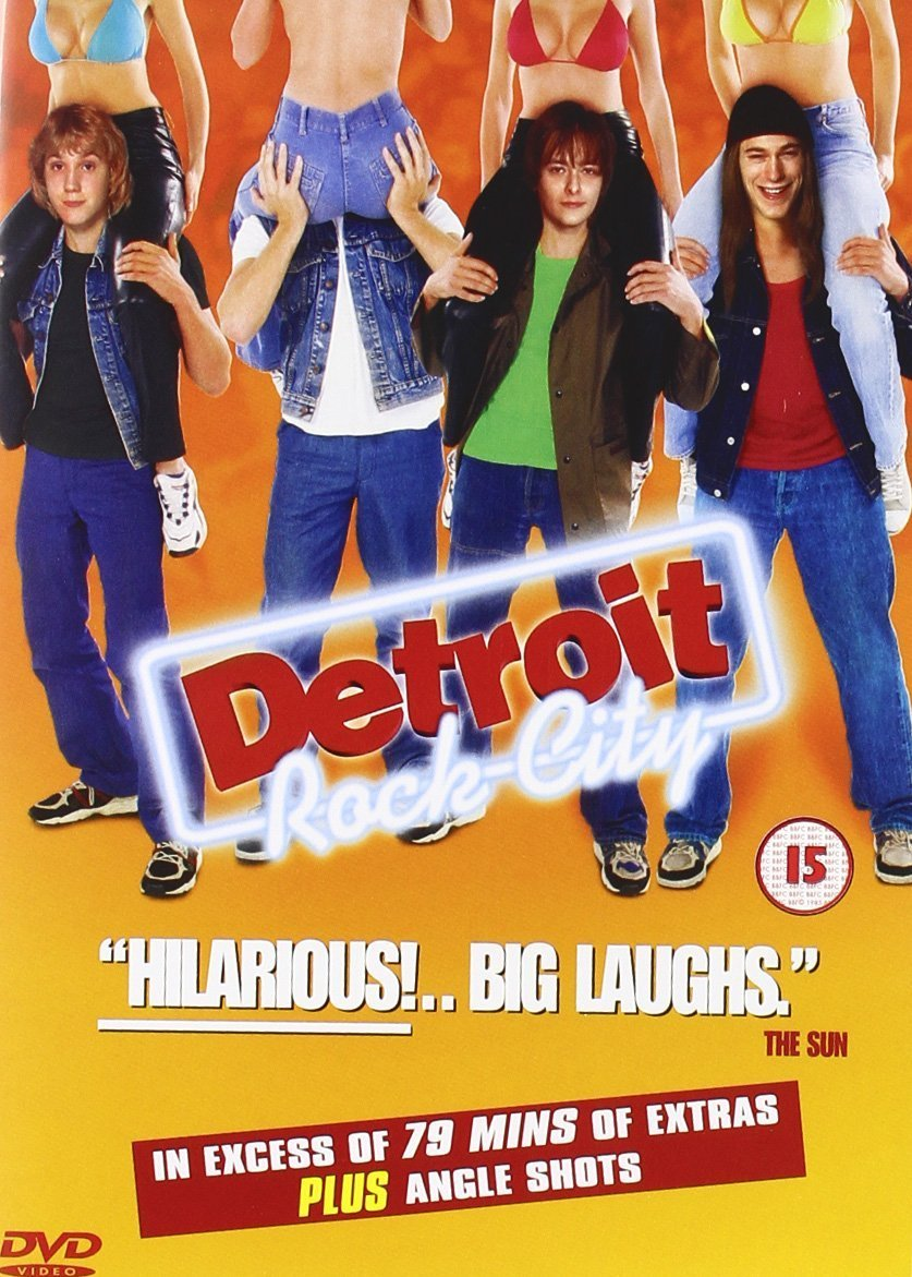 Detroit Rock City [Reino Unido] [DVD]: Amazon.es: Edward Furlong: Cine y  Series TV