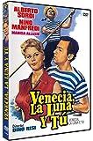 Venecia, la luna y tu [DVD]