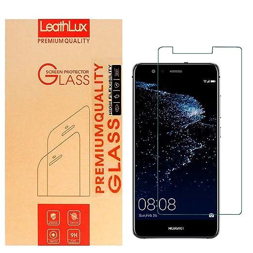 9 opinioni per Pellicola Vetro Temperato Huawei P10 Lite , Leathlux [0.26mm] Ultra Spessore