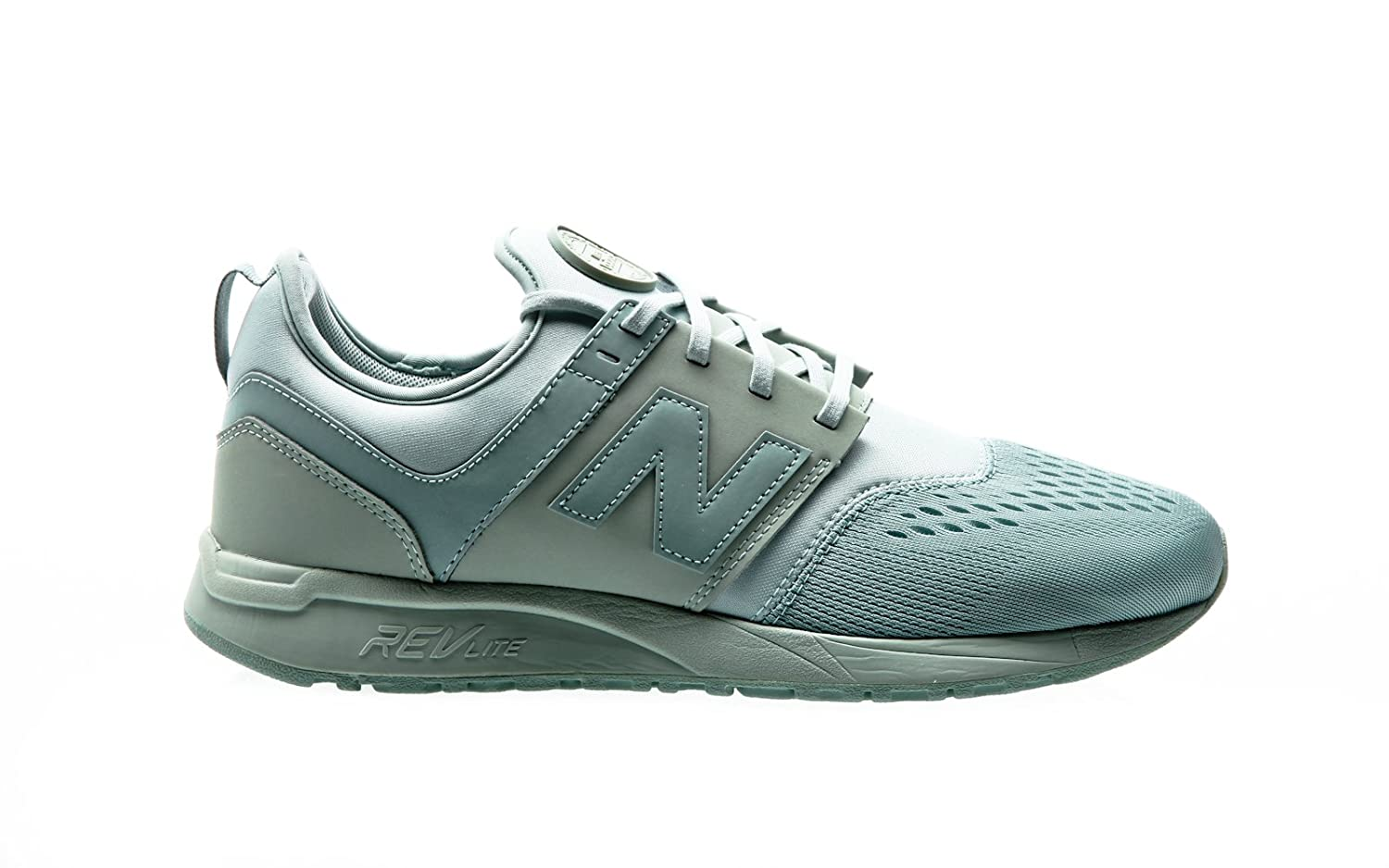 New Balance Herren 247 Classic Mesh Sneaker  5|MC mint cream