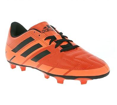 adidas Performance Neoride III FG J Schuhe Kinder Fußballschuhe Stollenschuhe Orange B27103, Größenauswahl:36