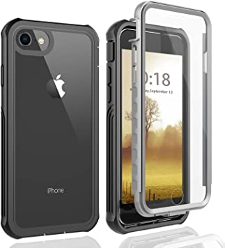 Coque iPhone SE 2020 iPhone 6s Case iPhone 7 Case iPhone 8 Case Coque Re-sport Anti-chocs Anti-rayures Coque Coque de protection intégrale Protection ...