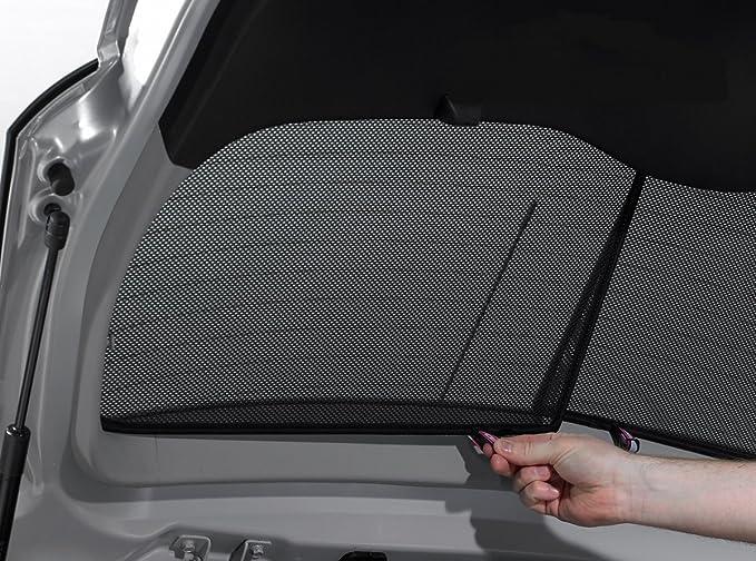 Fahrzeugspezifische Sonnenschutz Blenden Komplett-Set AZ17000712