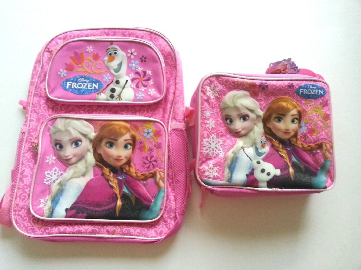 c4094e7f7d1 Amazon.com  Disney Frozen Anna   Elsa Sparkle 16  Everything Else