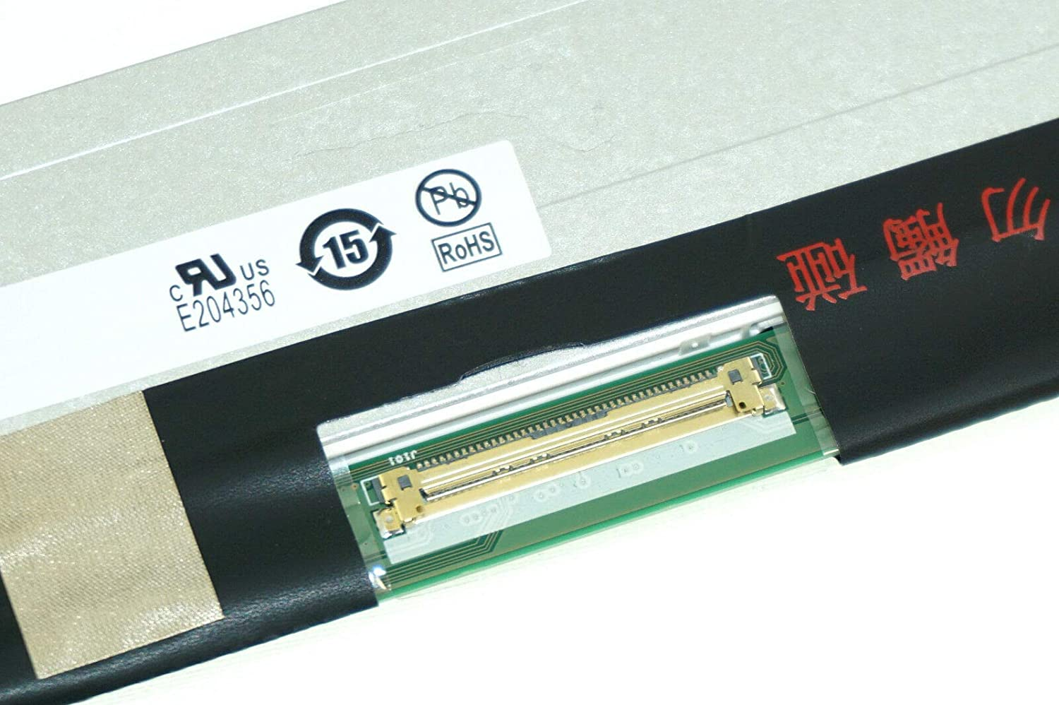 JYLTK New Genuine 15.6 HD LCD Screen LED Display On-Cell Touch Digitizer Panel Assembly 809612-014 1366x768