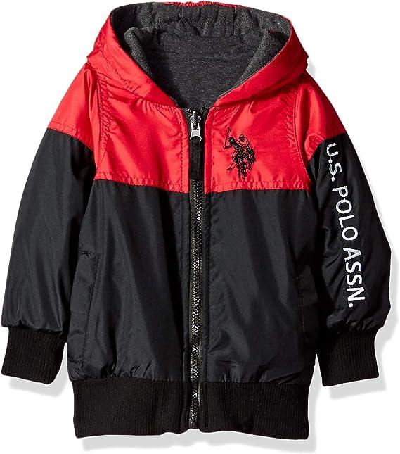 U.S. Polo Assn. Boys Midweight Bubble Jacket: Amazon.es: Ropa y ...