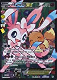 Pokémon Single Card - SYLVEON EX Generations RADIANT COLLECTION #RC32/RC32