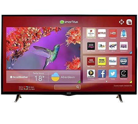 Hitachi 50HYT62U 50 Inch Full HD Freeview Smart LED: Amazon.co.uk: Electronics Amazon.co.uk