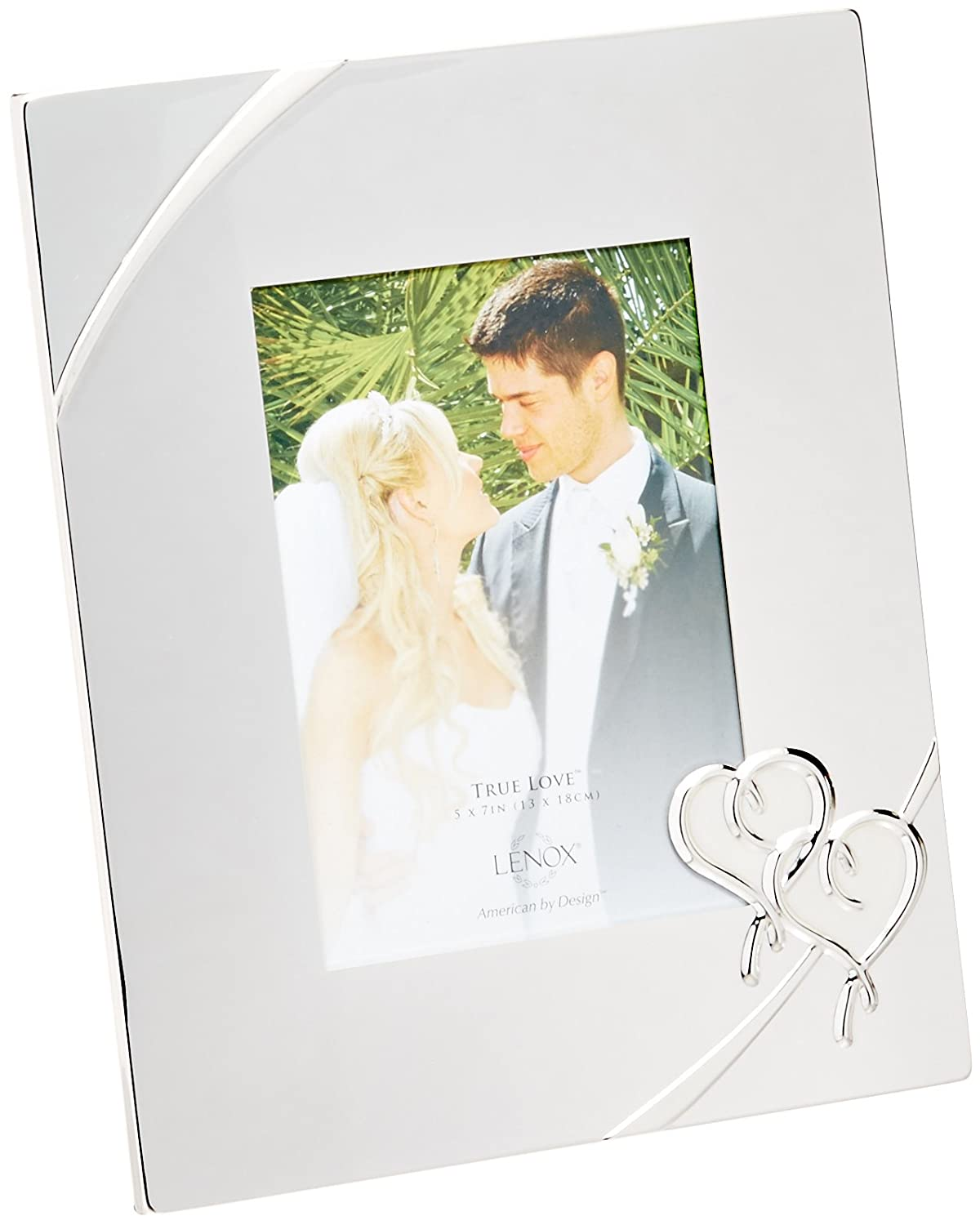 Lenox True Love 5x7 Picture Frame 812616