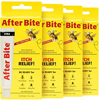 product image for After Bite Xtra Itch Relief, 0.7 oz (Pack of 4)