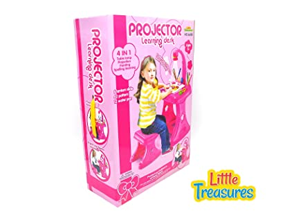 Amazon.com: Little Treasures - Juego de escritorio de ...