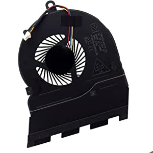 New CPU Cooling Fan FN0565-A1033L2AL for Dell Inspiron 15 5565 5567 17 5767 P66F 0789DY 789DY