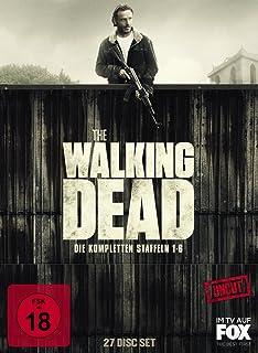 The Walking Dead complete Season 8 5 DVDs: Amazon.de: DVD & Blu-ray