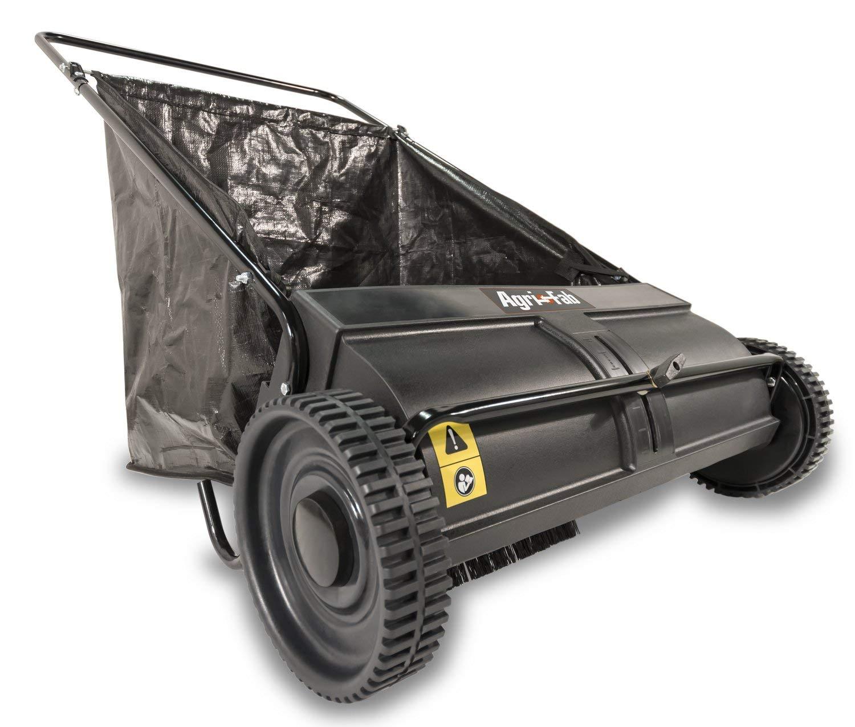 Agri-Fab 45-0218 26-Inch Push Lawn Sweeper (Renewed)