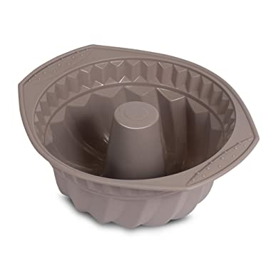 Internet's Best Silicone Fluted Cake Mold | Bundt Cake Pan | Bread Chocolate Bakeware | BPA Free