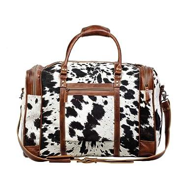 Myra Bag Grand Cowhide Leather Travel Bag S-1124