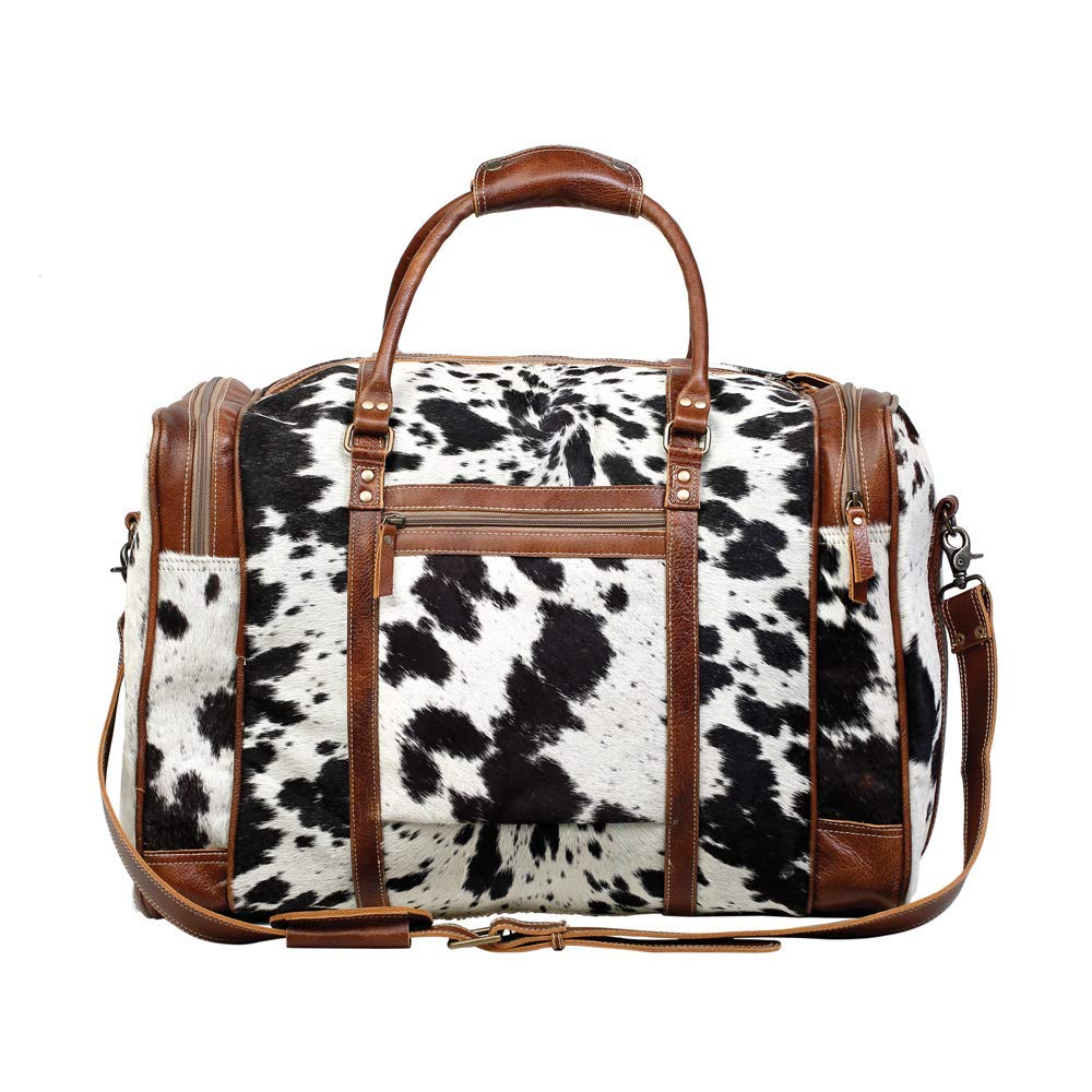 Myra Bag Grand Cowhide Leather Travel Bag S-1124