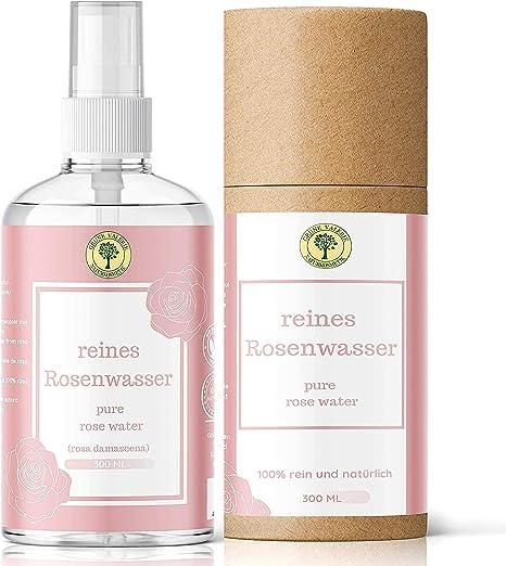Reines Damaszener Rosenwasser von Grüne Valerie