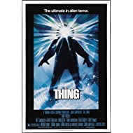 The Thing (1982) Movie Poster 24x36