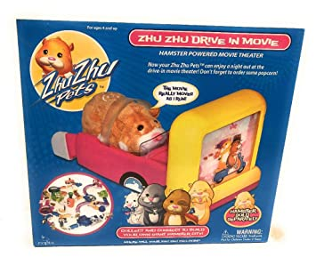 Buy Zhu Zhu Pets Movie Theater Online At Low Prices In India Amazon In