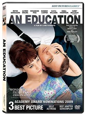 Amazon Com An Education Carey Mulligan Peter Sarsgaard Lone