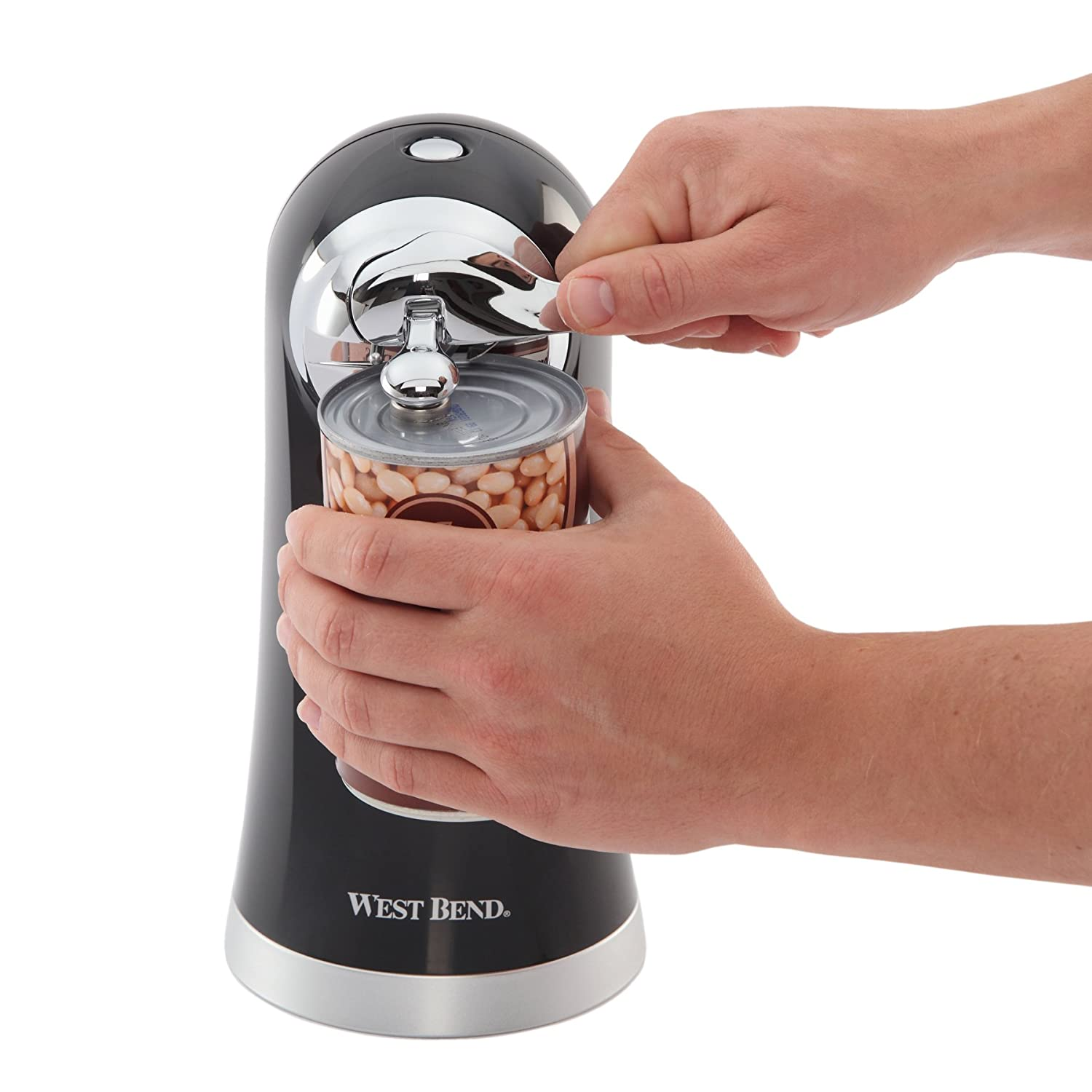 Discontinued by Manufacturer Black West Bend 77202 Electric Can Opener