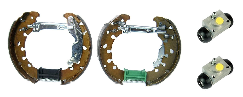 Brembo K59046 - Kit & Fit Posteriore Brembo S.p.A. K 59 046