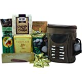Art of Appreciation Gift Baskets Duffers Delight Snack Pack Insulated Cooler Gift Basket