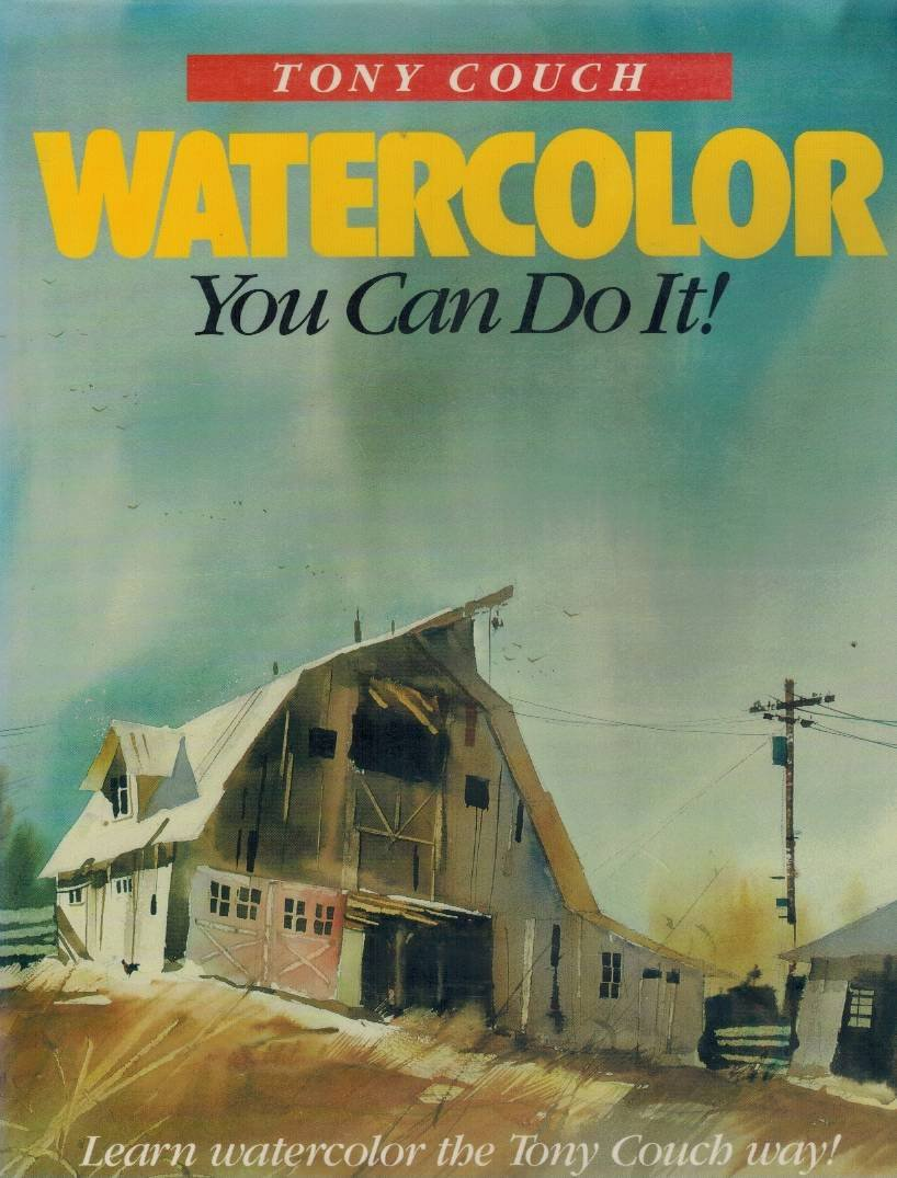 Watercolor books amazon - Watercolour You Can Do It