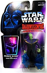 Star Wars Shadows of the Empire Prince Xizor Action Figure 3.75 Inches