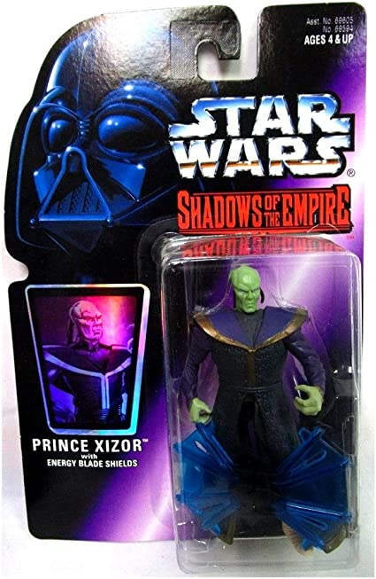 Star Wars Shadows Of The Empire Prince Xizor