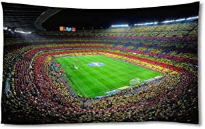 EGOTOU Camp NOU Spain FC Barcelona Sports Football - Wall Tapestry Home Decor Art Wall Hanging Tapestries 30x45 inch