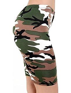 Ladies Womens Cycling Shorts Dancing Shorts Leggings Active Casual Shorts 8-22 Women's Clothing