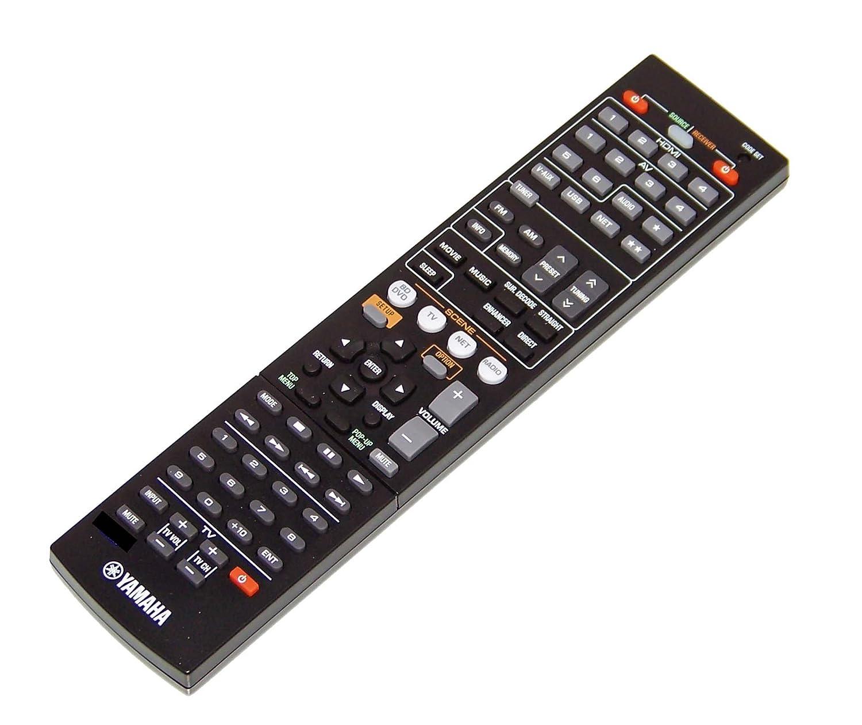 Amazon com: OEM Yamaha Remote Control Originally Shipped With: RX
