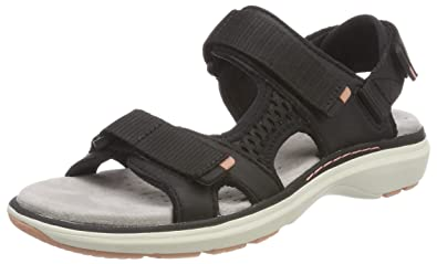 f298b245936 Clarks Women s Un Roam Step Sling Back Sandals  Amazon.co.uk  Shoes ...
