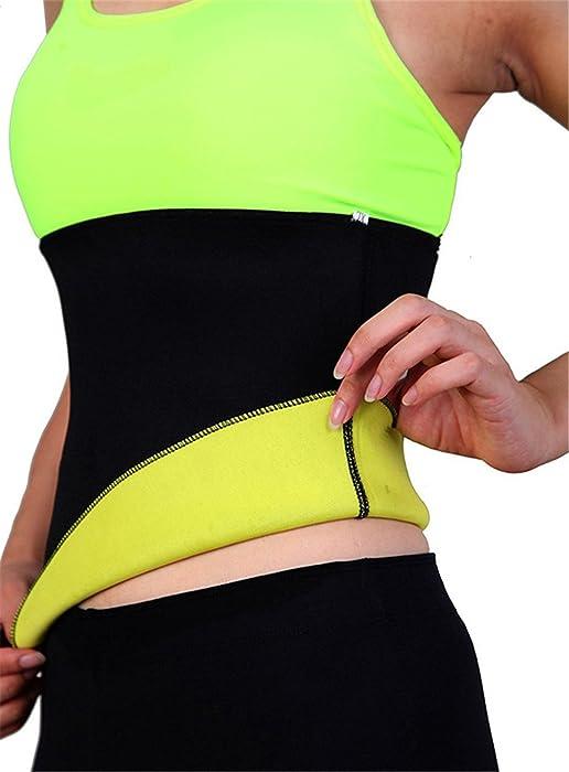 ade0ffe5589 Robert Reyna Fashion Body Shaper Belt Waist Cincher Girdle For Weight Loss  Women   Men Stomach