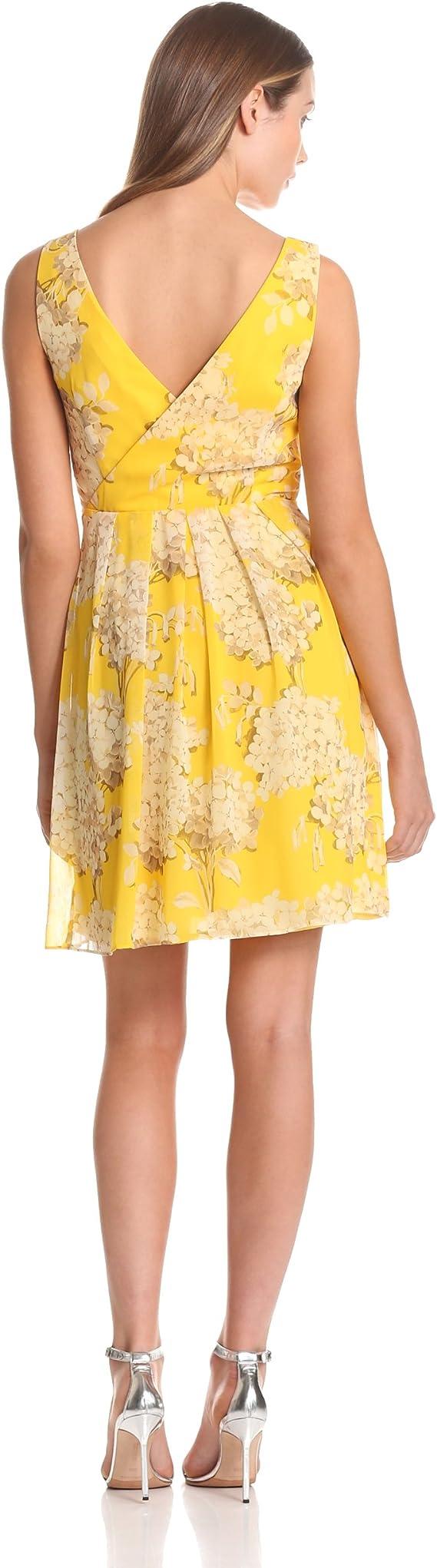 Winston White Pica Dress Lavender