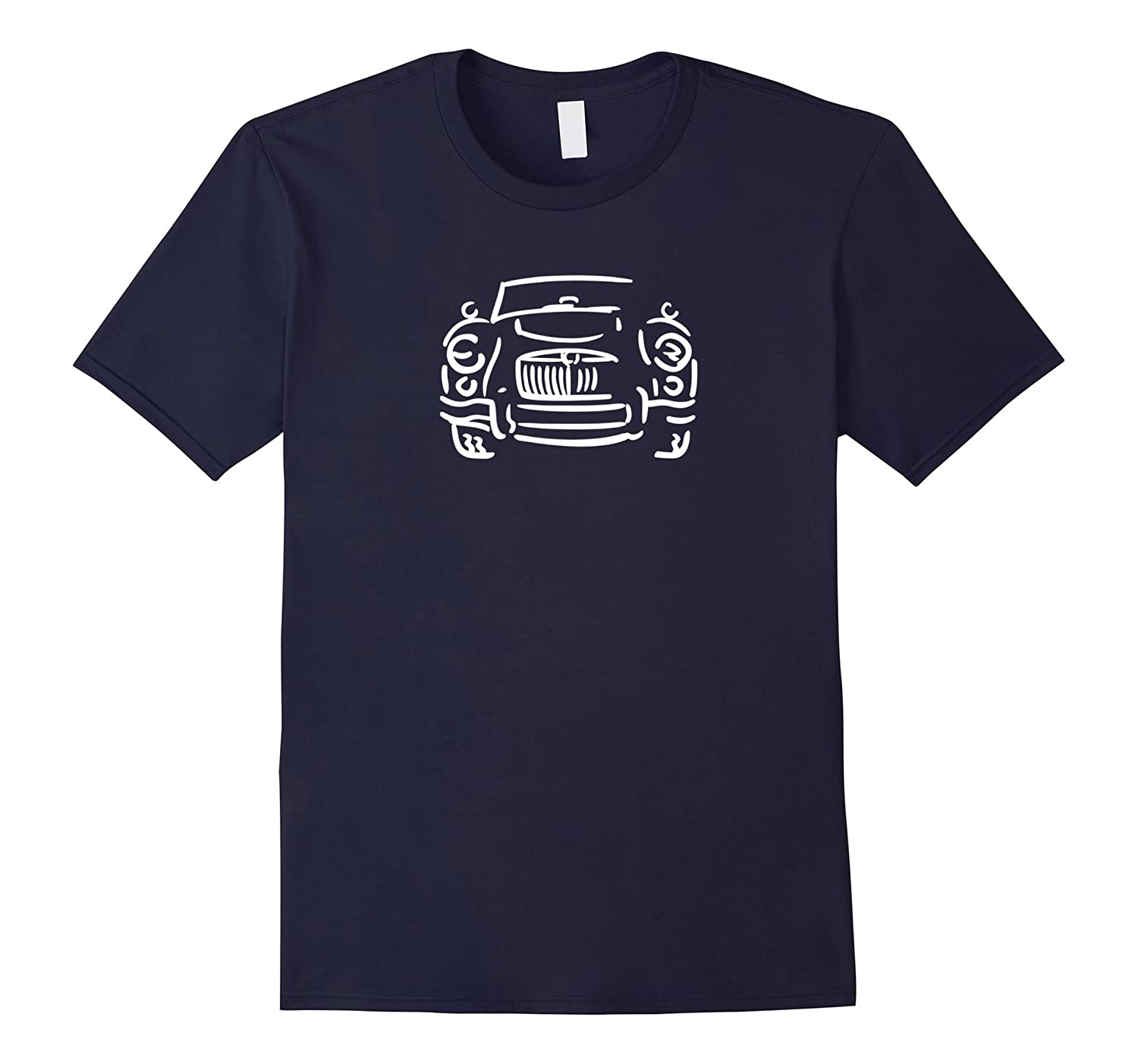 MGA MG 1600 British Sportscar Roadster Love T-shirt-BN
