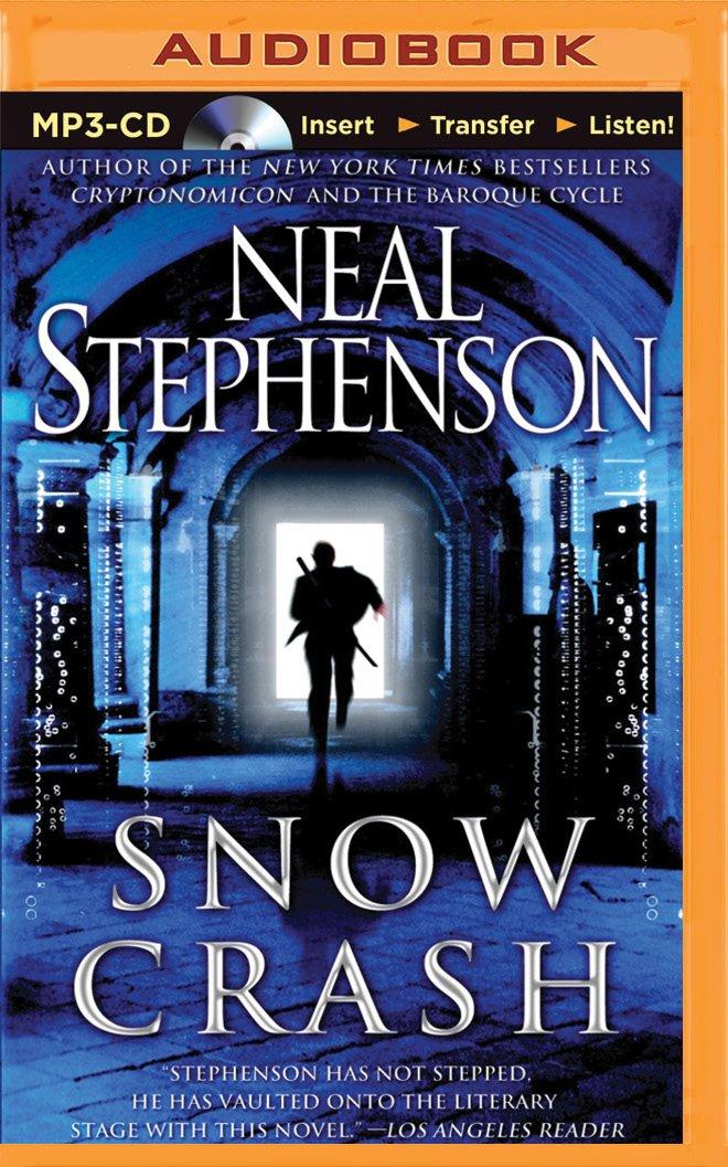 Snow Crash: Amazon.es: Neal Stephenson, Jonathan Davis: Libros en idiomas extranjeros