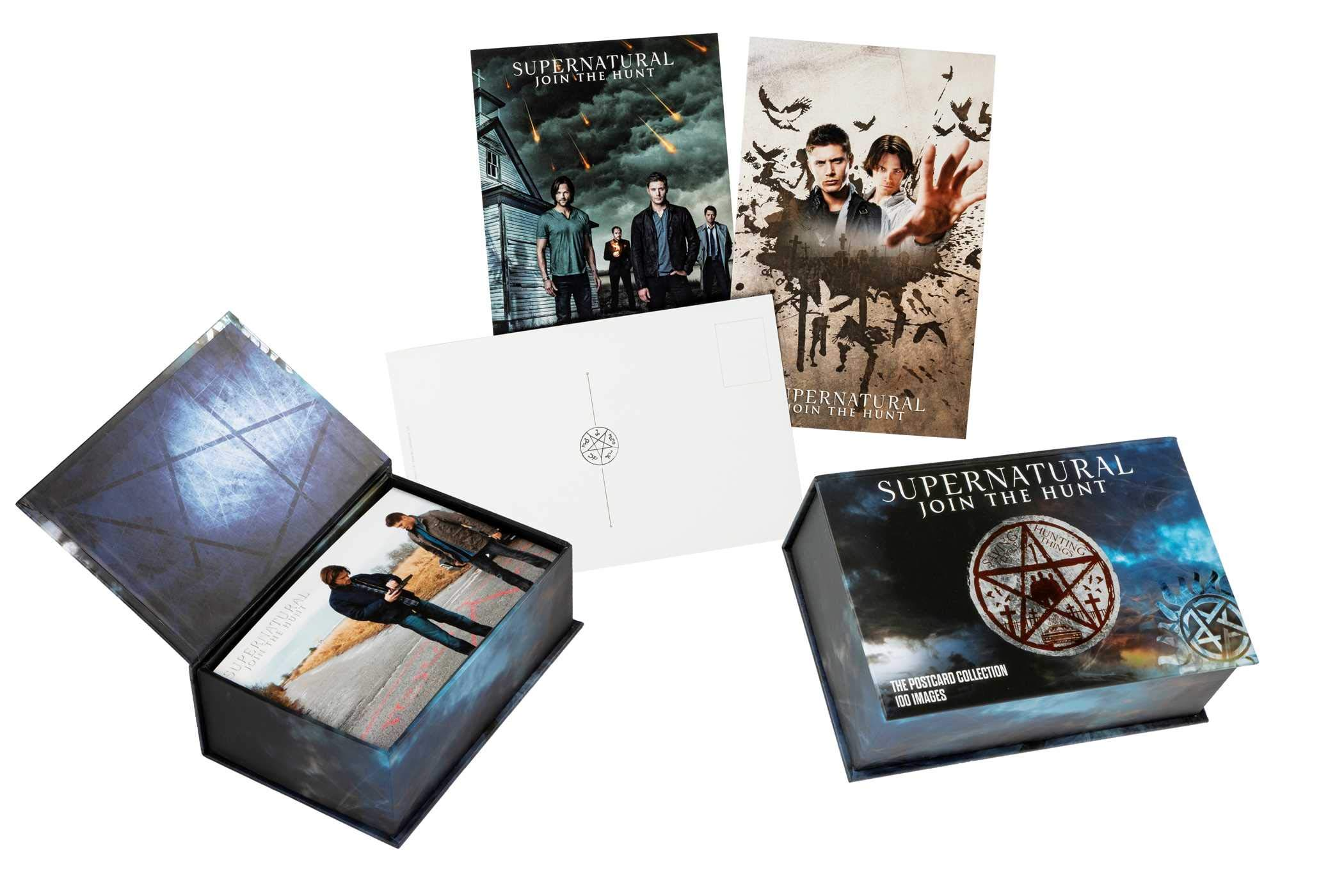 Supernatural. The Postcard Collection (Science Fiction ...