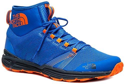 c0764f88ec1 THE NORTH FACE Men's M Litewave Amp Ii Hc Fitness Shoes, Blue (Turkish Sea