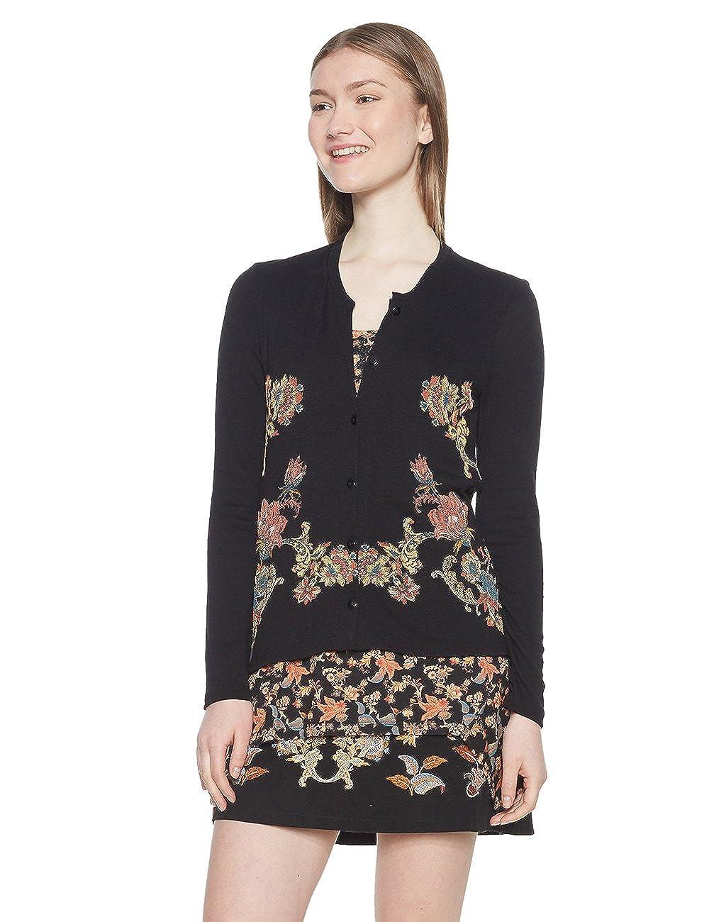 TALLA S. Desigual Sweat_Daniela suéter para Mujer